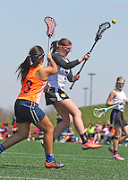Girls JV Lacrosse vs. Harrison 4-11-15