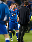 Kevin Thomson gutted at the end