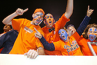 ACC fans at a University of Virginia football game.