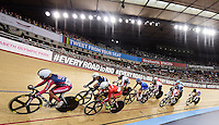 Picture by Alex Broadway/SWpix.com - 06/03/2016 - Cycling - 2016 UCI Track Cycling World Championships, Day 5 - Lee Valley VeloPark, London, England - The Brief.