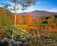 Mount Chocorua near Chocorua New Hampshire