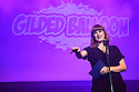 Edinburgh, UK. 04.08.2016. The Gilded Balloon launches its Edinburgh Festival Fringe 2016 programme. Picture shows: Katy Koren. Photograph © Jane Hobson.