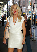 NEW YORK, NY-August 24: Linda Thompson at HuffPost live to talk about her new book A Little Thing Called Life: On Loving Elvis Presley, Bruce Jenner, and Songs in Between in New York. August 24, 2016. Credit:RW/MediaPunch