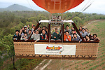 20101016 October 16 Cairns Hot Air Ballooning