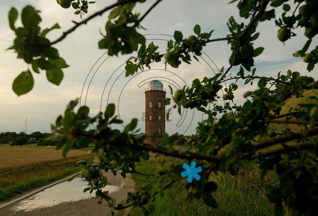 Schinkelturm am Kap Arkona auf Rügen. Foto: Norman Rembarz