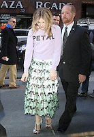 APR 17 Chloe Grace Mortez at NBC's Today Show