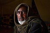 ARBAT, IRAQ: Habib Habash, from Dayr Al-Zour in Syria, pictured in a refugee camp on the outskirts of Arbat in the semi autonomous region of Iraqi Kurdistan. ..Refugees from Syria, most of whom are Kurds, have been arriving at camps in Kurdistan trying to escape the continuing conflict.  Arbat is located approximately 20 kilometres away from Sulaimaniyah...Photo by Ali Arkady/Metrography.