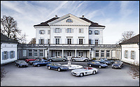 BNPS.co.uk (01202 558833)<br /> Pic: Bonhams/BNPS<br /> <br /> If barn finds are the holy grail for car collectors then this selection of 12 vintage motors worth &pound;2million found languishing in a Swiss schloss is something else. <br /> <br /> The stunning collection, which boasts an iconic 1921 Rolls-Royce Silver Ghost, was started by a wealthy car enthusiast in the 1950s but since his death has remained largely untouched. <br /> <br /> However, the original owner's son recently rediscovered his father's haul and will now offer it at auction.