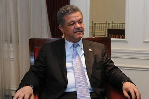 Leonel Fernández.