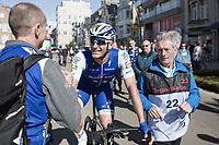 Marcel Kittel (GER/Quick Step Floors) after winning the morning stage.<br /> <br /> 3 Days of De Panne 2017<br /> Morning stage 3: De Panne-De Panne (111,5km)