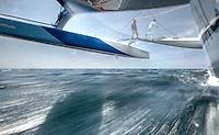 MOD 70 Onboard