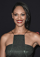 "HOLLYWOOD, CA - OCTOBER 10:  Cynthia Addai-Robinson at the Los Angeles world premiere of ""The Accountant"" at TCL Chinese Theater on October 10, 2016 in Hollywood, California. Credit: mpi991/MediaPunch"