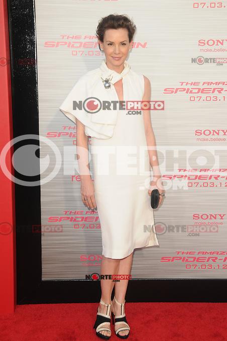 Embeth Davidtz at the premiere of Columbia Pictures' 'The Amazing Spider-Man' at the Regency Village Theatre on June 28, 2012 in Westwood, California. &copy; mpi35/MediaPunch Inc. /*NORTEPHOTO.COM*<br /> **SOLO*VENTA*EN*MEXICO** **CREDITO*OBLIGATORIO** *No*Venta*A*Terceros*<br /> *No*Sale*So*third* ***No*Se*Permite*Hacer Archivo***No*Sale*So*third*&Acirc;&copy;Imagenes*con derechos*de*autor&Acirc;&copy;todos*reservados*.