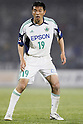 Shogo Shiozawa (Matsumoto Yamaga), April 27, 2012 - Football / Soccer : 2012 J.LEAGUE Division 2, 10th Sec match between FC Machida Zelvia 0-1 Matsumoto Yamaga F.C. at Machida Stadium, Tokyo, Japan. (Photo by Yusuke Nakanishi/AFLO SPORT) [1090]