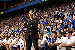 during the second half of the men's basketball game vs. LSU at Rupp Arena, in Lexington, Ky., on Saturday, January 26, 2013. Photo by Genevieve Adams  | Staff.