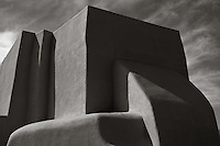 adobe church in Taos, NM