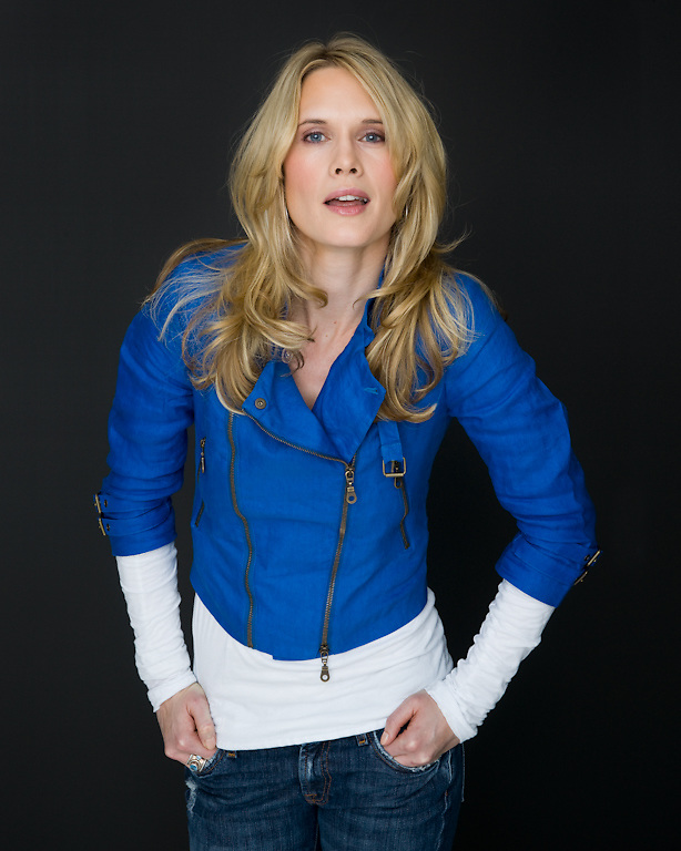"Actress Stephanie March photographed for the Creative Coalition ""It Starts with the Arts"" Project"