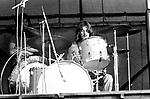 Led Zeppelin  1969  John Bonham at Bath Festival..........