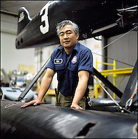 Will Lee, historic aircraft restoration, Smithsonian Air & Space Museum
