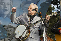 Ralph Stanley photographed at Hardly Strictly Bluegrass in Golden Gate Park in San Francisco, CA October 7, 2012©Jay Blakesberg/MediaPunch