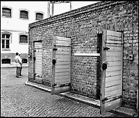 BNPS.co.uk (01202 558833)<br /> Pic: TheHistoryPress/BNPS<br /> <br /> In the &lsquo;extra punishment&rsquo; cells, naked prisoners were hosed down with cold water in sub-zero weather.<br /> <br /> A former spy has given a unique account of being held hostage in an East German prison and interrogated by the KGB in a new book.<br /> <br /> Ex-British agent Douglas Boyd was confronted by the KGB while enduring solitary confinement as a Cold War prisoner in a Stasi interrogation prison behind the iron curtain in 1959.<br /> <br /> KGB officers tried desperately to get him to break his cover - of a run of the mill clerk - and offered him a bogus deal in order to get him out of the prison so they could take him to a Gulag.<br /> <br /> The Solitary Spy, A Political Prisoner in Cold War Berlin, by Douglas Boyd, is published by The History Press and costs &pound;20.