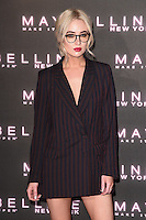 Nicola Hughes at the Maybelline Bring on the Night party at The Scotch of St James, London, UK. <br /> 18 February  2017<br /> Picture: Steve Vas/Featureflash/SilverHub 0208 004 5359 sales@silverhubmedia.com