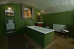 The bathroom in Queen Anne's Summerhouse