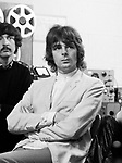 Pink Floyd 1967 Richard (Rick) Wright.© Chris Walter.