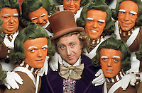 Gene Wilder<br /> in Willy Wonka &amp; the Chocolate Factory (1971) <br /> *Filmstill - Editorial Use Only*<br /> CAP/NFS<br /> Supplied by Capital Pictures / MediaPunch