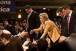 David Burnett: Hillary Clinton
