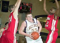 Boys JV Basketball vs. Ritter 2-6-09