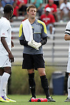 04 September 2011: UCSB's Andre Grandt (GER). The University of California Santa Barbara Broncos defeated the North Carolina State University Wolfpack 1-0 at Koskinen Stadium in Durham, North Carolina in an NCAA Division I Men's Soccer game.