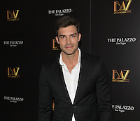 LAS VEGAS, NV - July 12, 2016: ***HOUSE COVERAGE*** Peter Porte pictured as BAZ  -Star Crossed Love Opening Night arrivals at The Palazzo Theater at The Palazzo Las Vegas in Las vegas, NV on July 12, 2016. Credit: Erik Kabik Photography/ MediaPunch