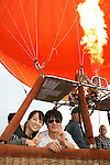 20111123 Nov 23 Gold Coast Hot Air Ballooning