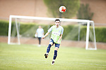 16mSOC Blue and White 003<br /> <br /> 16mSOC Blue and White<br /> <br /> May 6, 2016<br /> <br /> Photography by Aaron Cornia/BYU<br /> <br /> Copyright BYU Photo 2016<br /> All Rights Reserved<br /> photo@byu.edu  <br /> (801)422-7322