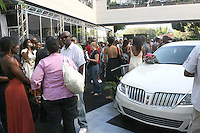 Lincoln Presents ' Off the Red Carpet ' @ The 2008 American Black Festival on August 9, 2008