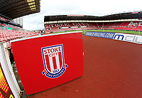 A general view of the bet365 Stadium the home of Stoke City Football Club<br /> <br /> Photographer Mick Walker/CameraSport<br /> <br /> The Premier League - Stoke City v Chelsea - Saturday 18th March 2017 - bet365 Stadium - Stoke<br /> <br /> World Copyright &copy; 2017 CameraSport. All rights reserved. 43 Linden Ave. Countesthorpe. Leicester. England. LE8 5PG - Tel: +44 (0) 116 277 4147 - admin@camerasport.com - www.camerasport.com