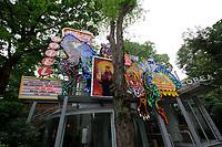 57th Art Biennale in Venice - Viva Arte Viva. Giardini.<br /> Korean Pavillion.