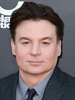 HOLLYWOOD, LOS ANGELES, CA, USA - NOVEMBER 14: Mike Myers arrives at the 18th Annual Hollywood Film Awards held at the Hollywood Palladium on November 14, 2014 in Hollywood, Los Angeles, California, United States. (Photo by Xavier Collin/Celebrity Monitor)