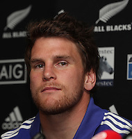 161006 The Rugby Championship - All Blacks Presser