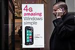 Nokia Windows Smartphone Lumia 710 in New York