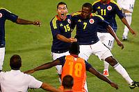 Colombia v.s. Ecuador 20-01-2013
