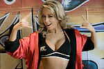 UFC on Fuel TV 7: Carly Baker Portrait Shoot