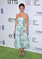 BURBANK, CA. October 22, 2016: Shiri Appleby at the 26th Annual Environmental Media Awards at Warner Bros. Studios, Burbank.<br /> Picture: Paul Smith/Featureflash/SilverHub 0208 004 5359/ 07711 972644 Editors@silverhubmedia.com