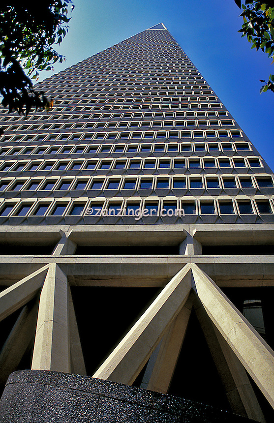 Transamerica Pyramid, tallest skyscraper, San Francisco, CA, High Rise, Corporate, Office Building, Buildings, Architectural, Structure, Architecture, Architectural Feature,