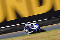 2008 AMA Superbike Testing Infineon Raceway
