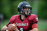 Wesleyan Football Scrimmage vs. Trinity 9/13/2014