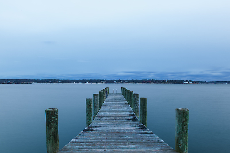 &quot;A Short Pier&quot;<br />