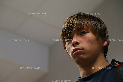 Takashi Inui (JPN), .OCTOBER 14, 2012 - Football /Soccer : .Japan national team training .at Akademia Wychowania Fizycznego We Wroclawiu, .Wroclaw, Poland. .(Photo by YUTAKA/AFLO SPORT) [1040]