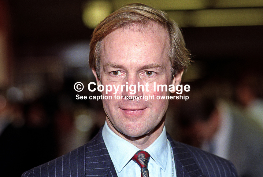 Peter Lilley MP Conservative Party politician UK 1992 ...